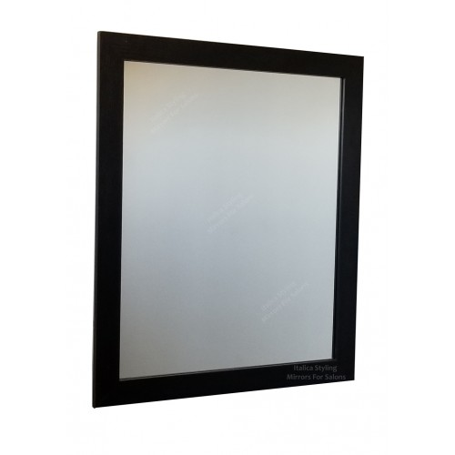 Italica BM26 Framed Salon or Barber Mirror 30 Inches Wide By 35 Inches High