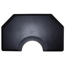 Free Shipping 3 X 5 Comfort Craft 1/2 Inch Hexagon Anti Fatigue Salon Cutting Mat CCL35SH