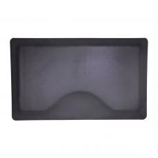 Free Shipping 3' X 5' Rectangle Rhino Hide Color Salon Mat 3660R