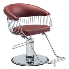 Takara Belmont ST-M100 HARP RETRO Styling Chair Imported From Japan