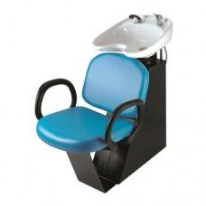 Pibbs 5274W Loop Shampoo Side or Backwash Tilting Bowl