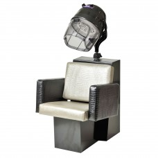 Pibbs 3468 Cosmo Hair Dryer Chair For Pole Dryer