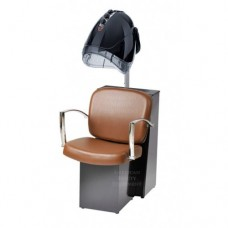 Pibbs 3768 Pisa Hair Dryer Chair With Optional Dryer