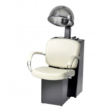Pibbs 3969 Latina Dryer Chair Choice of Color Optional Dryer