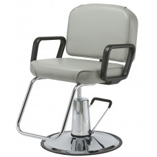 Pibbs 4306 Lambada Hair Styling Chair With Your Choice of Color