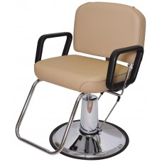Pibbs 4346D Lambada Thick Wide All Purpose Reclining Styling Chair