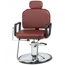 Pibbs 4347 Lambada Eye Brow Threading Chair With Headrest