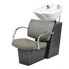 Pibbs 5245 Bari Shampoo Side or Backwash Chrome Arms and Very Nice Quality