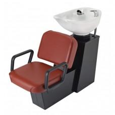 Pibbs 5243 Lambada Shampoo Side or Backwash Tilting Shampoo Bowl