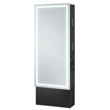 PIbbs 9110 Free Standing Lumina Lighted Styling Station
