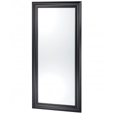 PIbbs 8827 Classic Wall Salon Mirror Black