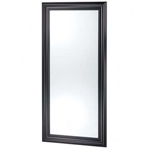 PIbbs 8827 Classic Wall Salon Mirror Black