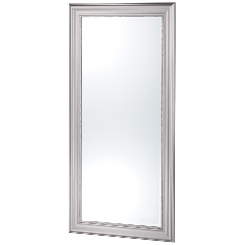 PIbbs 8819 Classic Affordable Top Quality Salon Mirror Gray Frame