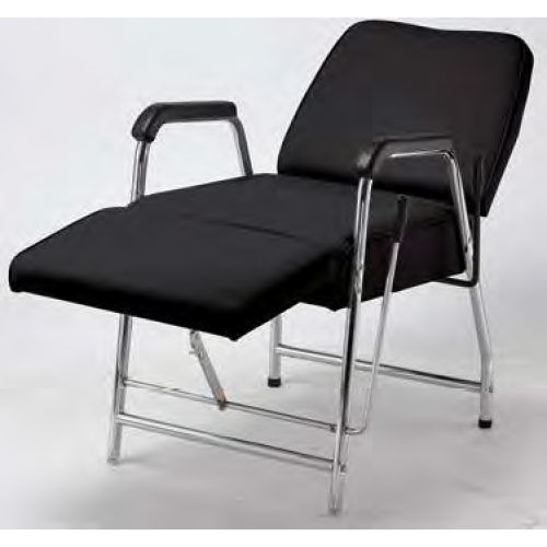 Pibbs 250 Lever Recline Shampoo Chair With Leg Rest