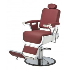 Pibbs 660 Grande Barber Chair With Your Choice Vinyl Color