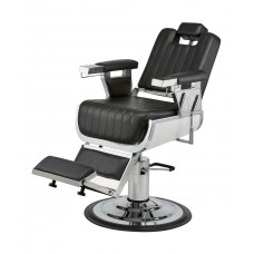 Pibbs 661 Seville Barber Chair With Your Choice Vinyl Color