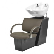 Pibbs 5232W Ragusa Shampoo Side or Backwash