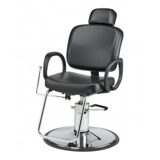 Pibbs 5447 Loop Eye Brow Threading Chair With Headrest