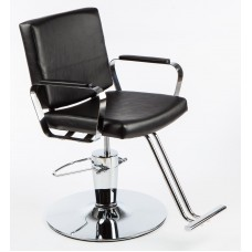 Belvedere Maletti Samantha Styling Chair Black Only In Stock