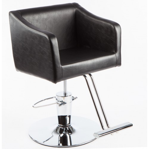 Belvedere Maletti Corina Styling Chair Black Only In Stock