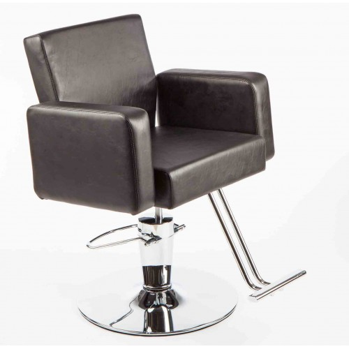 Belvedere Maletti Isabella Styling Chair Black In Stock