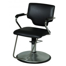 Belvedere BL82 Belle Hair Styling Chair Choose Color, Base, Footrest and Other Options