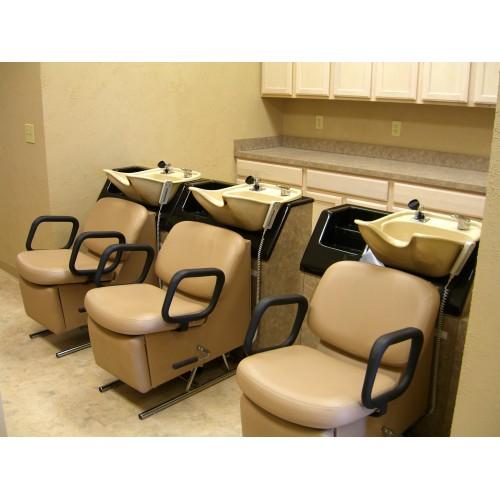 Belvedere S54M Siesta Backwash Shampoo Unit Excellent Unit