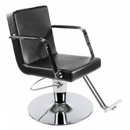 Belvedere Maletti Raquel Styling Chair Black Only In Stock