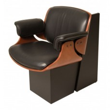 Belvedere MO23-HPL Mondo Wood Dryer Chair Upholstered