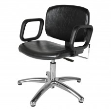 Collins 1830L Quick Ship Lever Wide Shampoo Chair USA Made