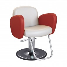 Collins 7200 ATL Hair Styling Chair Seriously Comfortable Many Colors
