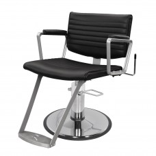 Collins 7810 Aluma Reclining Beauty Chair USA Made