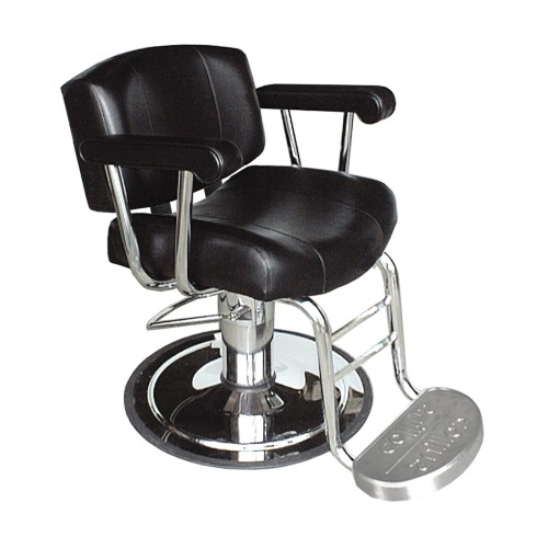 Collins 9030 Mens Hair Styling Chair Unisex Style USA Made