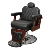 Collins B10 Commander Premium Barber Chair Made In USA High Quality