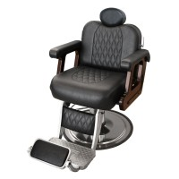 Collins B60 Commander Supreme Barber Chair Best Warranty In Beauty