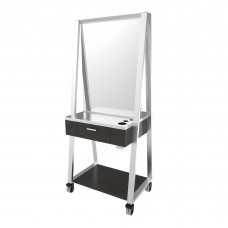 Alison 2105-30 Easel Island Beauty Station On Wheels High Quality