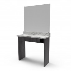 Collins 2452-36 Single Theory Beauty Teaching Work Station 1