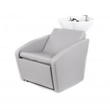 VEECO 2850C Tranquility Shampoo Unit With Electric Legrest Choose COLOR