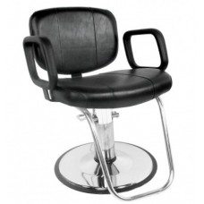 Collins 3700 Cody Wide Hair Styling Chair USA Made Color Choice