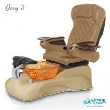 Daisy 3 Pipeless Pedicure Spa With Magnetic Jet