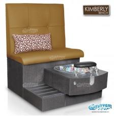 Kimberly Single Bench by Gulfstream