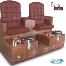 Paris Double Bench Pedicure Chair Call For Our Best Deals Please
