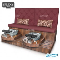 Selena Double Bench by Gulfstream