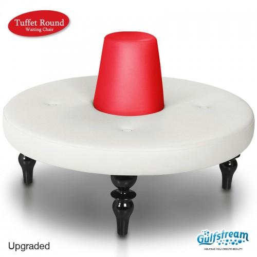 Tuffet Round Waiting Chair