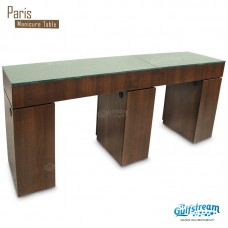 Paris Double Nail Table