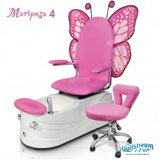 Children's Pedicure Spa Mariposa 4 From Gulfstream Made In Canada