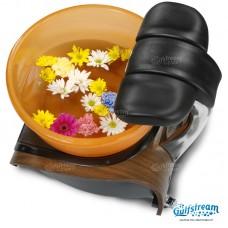 Mini Lavender Pedicure Spa By Guflstream Choose Bowl Color Please