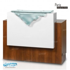 Paris Reception Desk 46""