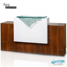 Paris Reception Desk 69""