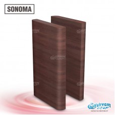 Sonoma End Nail Minibar by Gulfstream